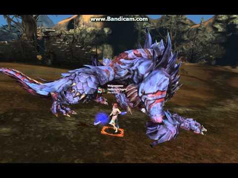 Tera Fighting Gameplay video