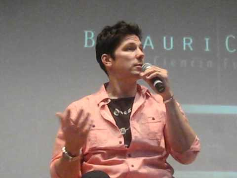 Michael Trucco @BasauriCon 2.0 (day 2). Michael Trucco @BasauriCon 2.0 (day ...