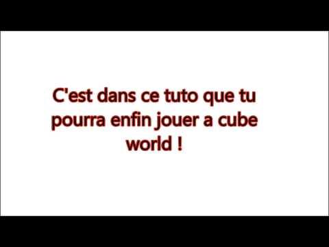 Cube world crack fr/ No fake / joue en 10 minute !