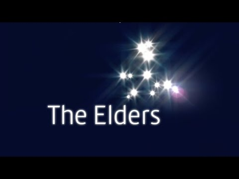 The Elders: What kind of world will our leaders leave for the young?  BBC News