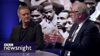 Windrush: 'Hostile environment policy like Nazi Germany' - BBC Newsnight