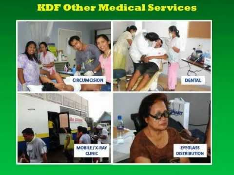 Kapampangan Development Foundation (KDF) since 1987
