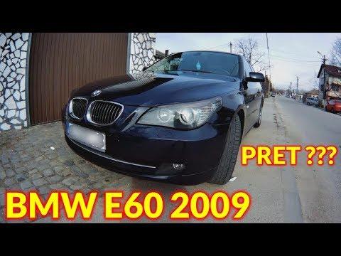 BMW 525D E60 3.0 197 CP 2009 Facelift - Pareri PRET ?