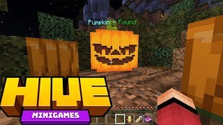 How To Find All The Pumpkins in The Hive MCPE 2019