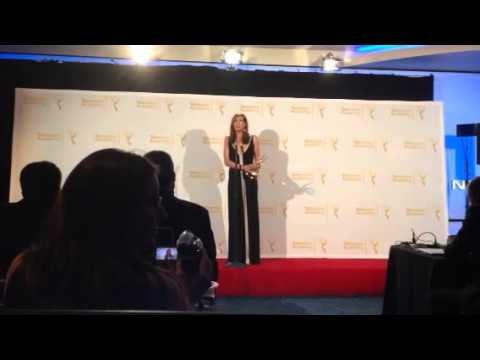 Allison Janney Talks Sex In Emmys Press Room (drama Guest Actress, 'masters Of Sex') video