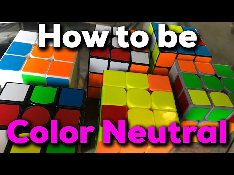 5 tips to be Color Neutral