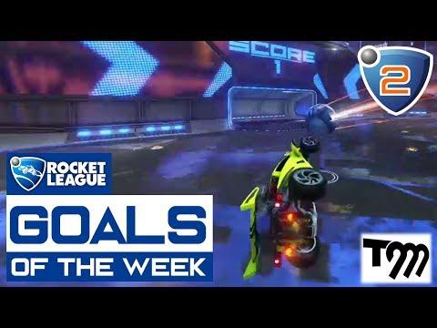 Rocket League - GOALS OF THE WEEK 2018 #2