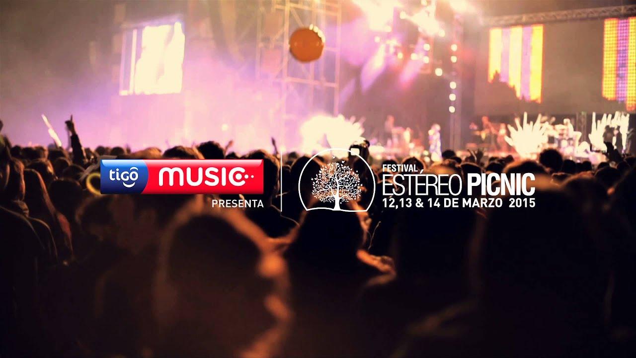 Festival Estereo Picnic 2015 Festival Estéreo Picnic 2015