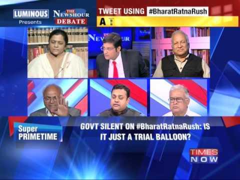 The Newshour Debate: A trial balloon? - Part 2 (11th August 2014)