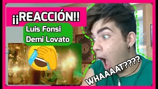 Download Lagu LUIS FONSI CON DEMI LOVATO | Video reacción | Échame la culpa | IMPACTADO Gratis STAFABAND