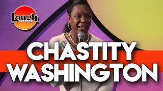 Chastity Washington | Two Different Mamas | Laugh Factory Chicago Stand Up Comedy
