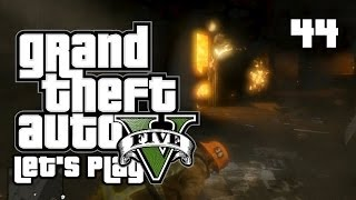 GTA V - Let's Play/Walkthrough - Mission 47: The Bureau Raid - #43 (GTA 5 Gameplay)