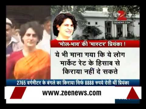 Master of Bargaining Priyanka Gandhi