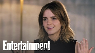 How Emma Watson Changed Belle's Backstory In 'Beauty And The Beast' | Entertainment Weekly