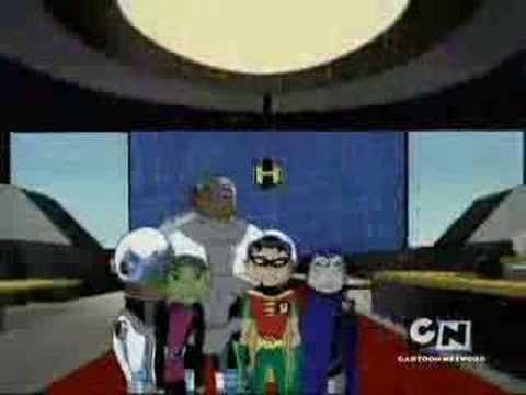 An insane, crazy little Teen Titans video I made to the song Ike Ike by ...