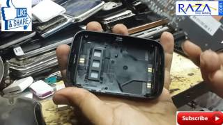 jio mifi 3 disassembly how to open
