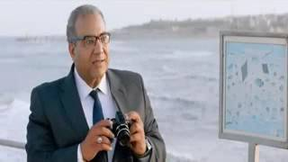 مشهد من فيلم( لف ودوران)  بطوله أحمد حلمي -ودنيا سمير غانم  2017