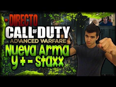 Directo Advanced Warfare - Nueva Arma y + - sTaXx