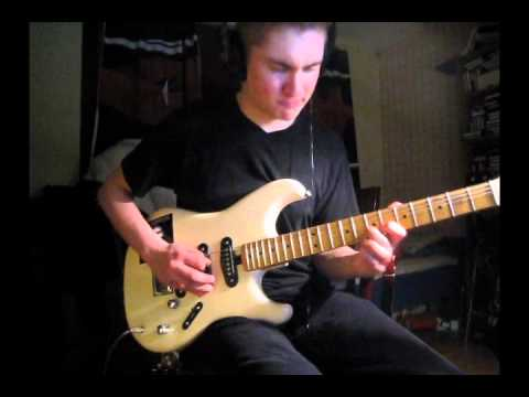 Audioslave - Revelations Guitar Cover