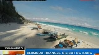 NTG: Bermuda Triangle, nilibot ng isang Pinoy videographer at host