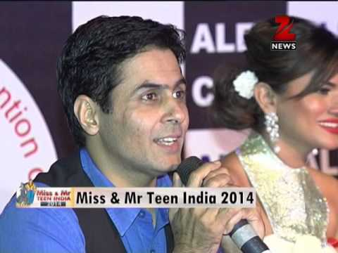 Miss & Mr Teen India 2014 Grand Finale