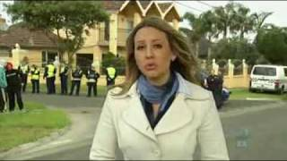 Three arrested in police raids