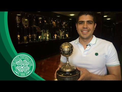 Celtic FC - Los trofeos de Celtic: Alfredo Di Stefano