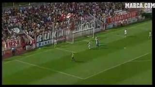 Rayo Vallecano 4 - Recreativo 0 (Jornada 42 Liga Adelante 19-6-2010)