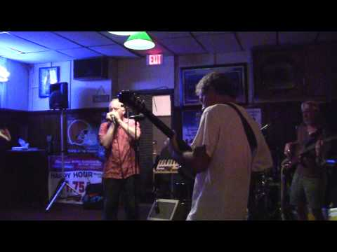 Elm Street Blues Band at Coach's Party 8-27-11 Reconsider (Lowell Fulson)