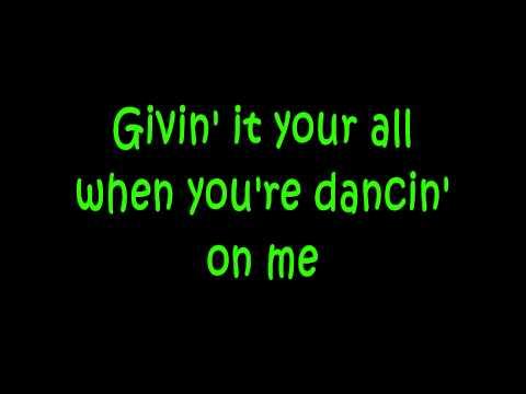 Pitbull - Hey Baby (Drop It to the Floor) ft. T-Pain + [ Lyrics on Screen ] - HQ/HD