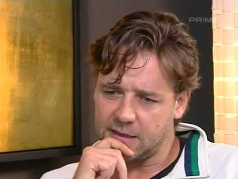 Russell Crowe - Paul Holmes interview
