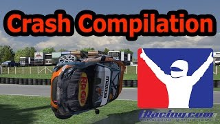 iRacing Crash Montage #1