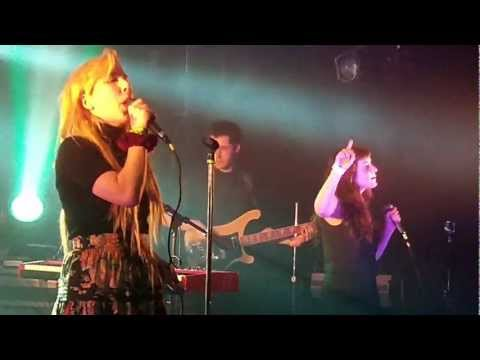 Austra - Painful Like (LIVE at SXSW 2013)
