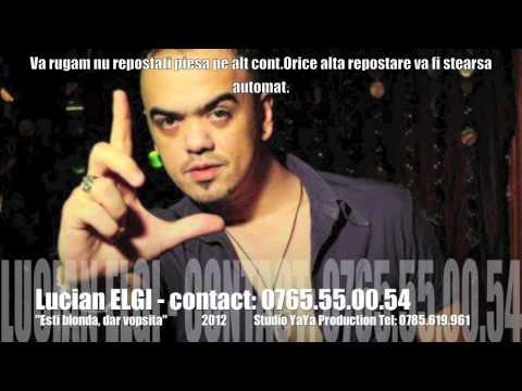 Lucian ELGI Esti blonda dar vopsita (Radio Edit 2012)