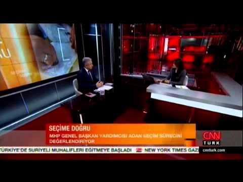 CELAL ADAN 29.5.2015 CNNTÜRK TV SEÇİME DOĞRU PROGRAMI