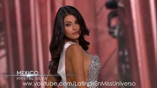 Miss Universe 2016/2017 Preliminary Competition - LATINAS HD