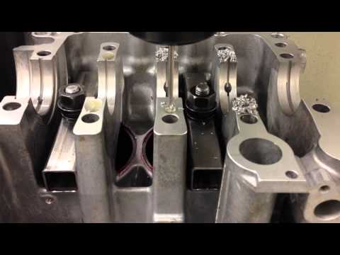Machining a Subaru EJ20/EJ25 block for dowel pins