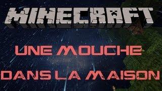 Map aventure Minecraft | Une mouche dans la maison