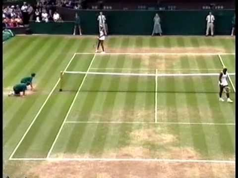 [MHL] Serena Williams vs. Venus Williams 2002 Wimbledon [F]