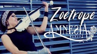 AMNESIA (Zoetrope) ? VIOLIN ANIME COVER!