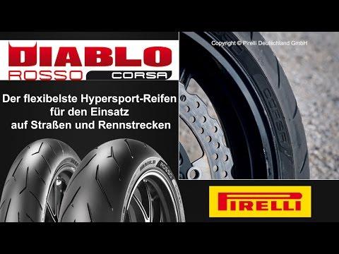 Pirelli Diablo Rosso Corsa - Werbespot 2015