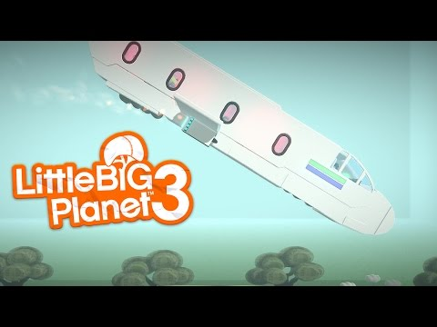 LittleBIGPlanet 3 - Plane Crash Survival [Playstation 4]
