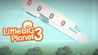 LittleBIGPlanet 3 - Plane Crash Survival [Playstation 4]