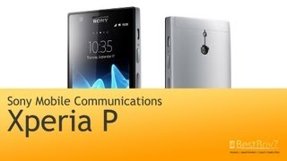 Review: Sony Xperia P | BestBoyZ