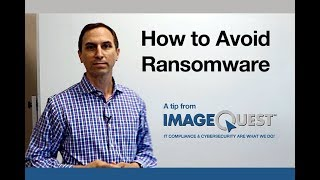How to Avoid Ransomware