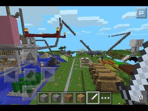 Descargar Mapa de la Serie Mas Aburrida de la Historia Para Minecraft PE 0.16.0