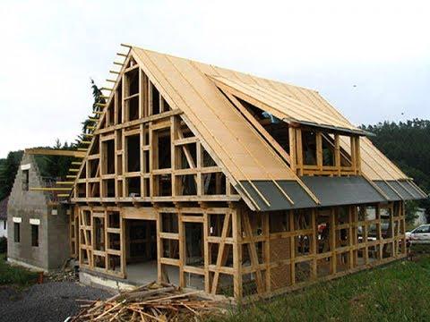 утепление, технология, своими руками, каркасный дом, как построить дом - Как утеплить каркасный дом своими руками - 0