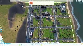 Lets Play Sim City 5 - Building a New City! #1 - Multiplayer