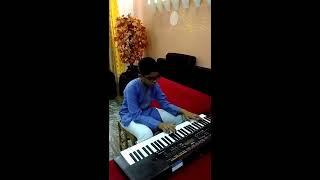 jai bharata jananiya tanujate keyboard