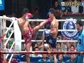 Muay Thai - Petdam vs Suakim (เพชรดำ vs เสือคิม), Rajadamnern Stadium,Bangkok, 2.2.17